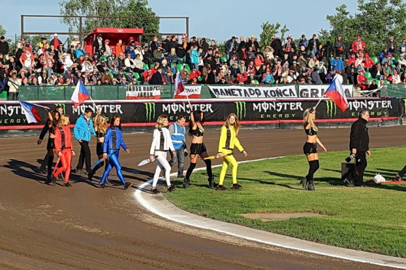 Стадион в Праге, фото Speedwaya-z.cz